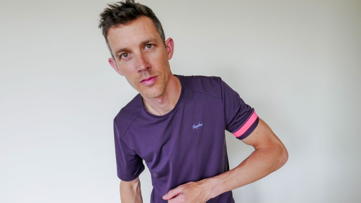rapha technical shirt