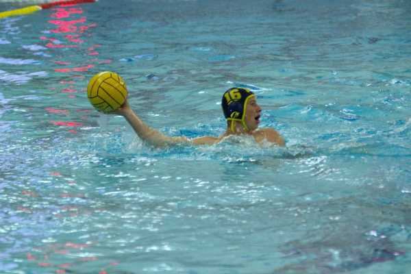 Water Polo Ready State Tournament Bucs' Blade