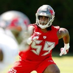 Former Buc suspended