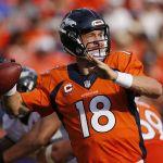 Peyton Mania: Manning Surpasses 70,000 yards