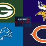 NFC North injury list