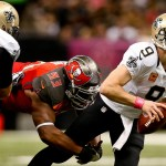Drew Brees Injured. The Cause: Gerald McCoy