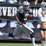 "Derek Carr says ""Amari Cooper is already one of the best."""