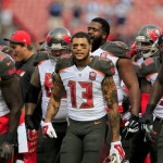 Mike Evans another 100 yard game without a touchdown.