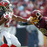 Source says Doug Martin will not be traded at Tuesday's deadline
