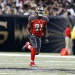 Kourtnei Brown joins the Buccaneers for the second time this season