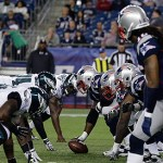 The Patriots blow a 14 point lead and get walloped by the Eagles