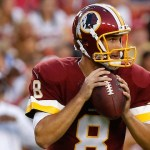 Kirk cousins is the man in Washington now.
