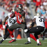 Buccaneers lose to the Saints 24-17