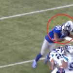 Odell Beckham Jr. is suspended for the nasty hit on Josh Norman