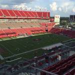 Raymond James Stadium is getting a face-lift