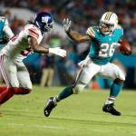 Lamar Miller wants to be a featured back