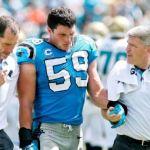 Luke Kuechly will under go shoulder surgery