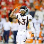 Broncos safety slams the Panthers for pregame smack talk