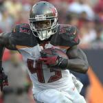 Dolphins host Bobby Rainey for a visit