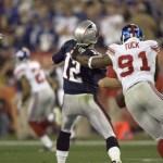 New York Giants DE Justin Tuck retires