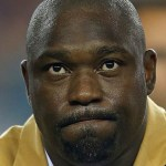 Warren Sapp is none too thrilled with Baltimore's Timmy Jernigan.