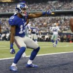 Odell Beckham Jr: listed as third most famous NFL player in the world.