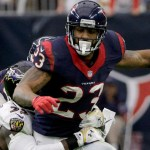Arian Foster begins a new chapter of his football career.