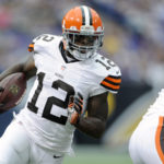 Josh Gordon eligible for reinstatement on Monday.