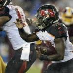 Peyton Barber promoted to active roster