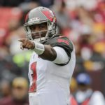 Jameis Winston is tied for most TD's thrown in the NFL