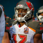 Bucs waive Donteea Dye, activate WR Freddie Martino