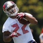Doug Martin returns to practice and a collective sigh of relief is felt across Tampa Bay.