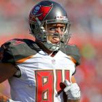 Cameron Brate's injury was pre-exisiting.