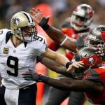 Saints vs Buccaneers Thursday injury update