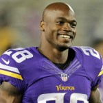 Adrian Peterson returns to practice for the first time since week 2