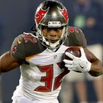 Bucs can't re-sign Jacquizz Rodgers, yet.
