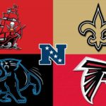 NFC South Week 7 Update: Much of the same