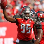 The New York Jets Are Working Out Former Bucs DE Howard Jones
