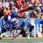 Week 7 @ Buffalo Bills Game Analysis by Hagen