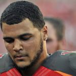 Mike Evans Suspended.