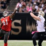 Week 9 @ New Orleans Saints Game Analysis – by Hagen