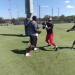 Video of Jameis Winston During Workout Before Week 4 Return