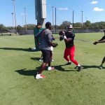 Video of Jameis Winston During Workout Before Week 4 Return