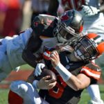 Whitehead Fined $26k by NFL for hit on Mayfield