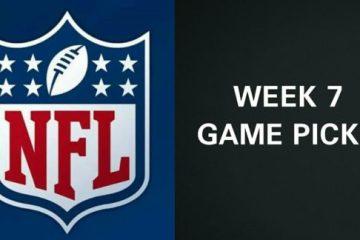 NFL Week 7