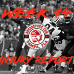 Week 14 Final Injury Report