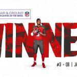 Jameis Winston adds another award