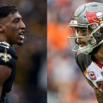 "For Bucs-Saints matchup WRs are the ""Key"""