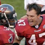 "John Lynch in Super Bowl XXXVII; ""Get to Your Landmarks""."