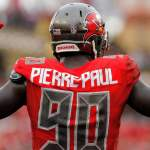 Buccaneers Re-Sign Pierre-Paul