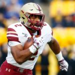 Draft Profile: AJ Dillion, RB, Boston College