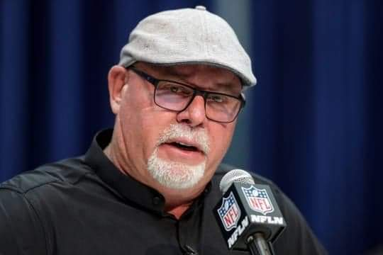 Bruce Arians, AP Photo/Michael Conroy