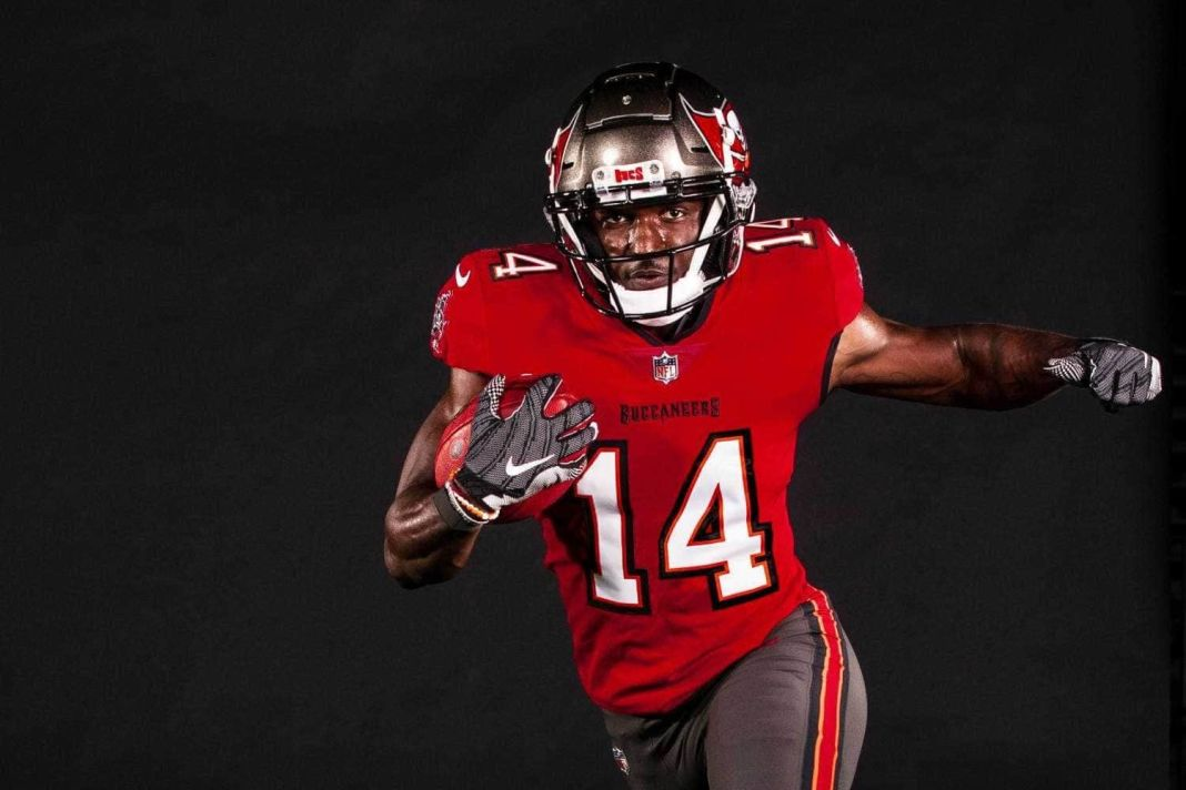 Chris Godwin/ via buccaneers.com