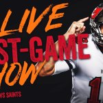 Loose Cannons Podcast: Post-Game Stream Bucs/Saints
